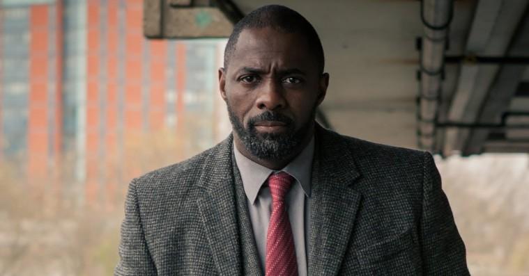 Idris Elba vender tilbage som Luther i femte sæson af den engelske krimiserie