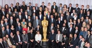 Spot en vinder: Alle årets Oscar-nominerede samlet på ét billede