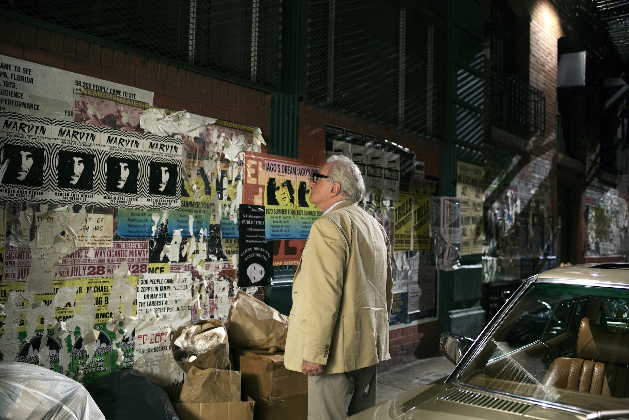 Vinyl Martin Scorsese