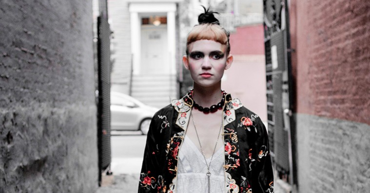 Grimes vender tilbage med A.I.-inspireret single: 'We Appreciate Power'