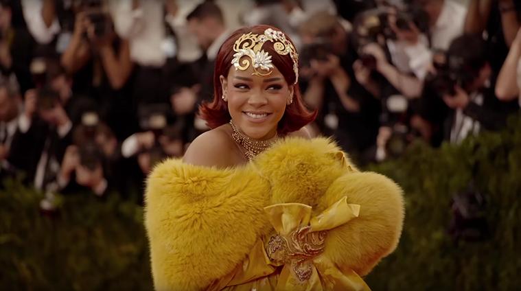 Rihanna på den røde løber