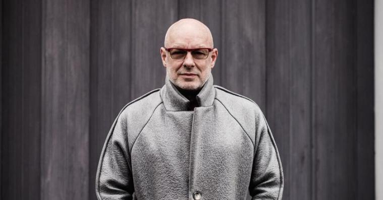 Brian Eno præsenterer unik lydkunst på Heartland Festival