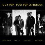 Iggy Pop lyder som en aldrende gentleman, der er havnet midt i en støvet spaghettiwestern - Post Pop Depression