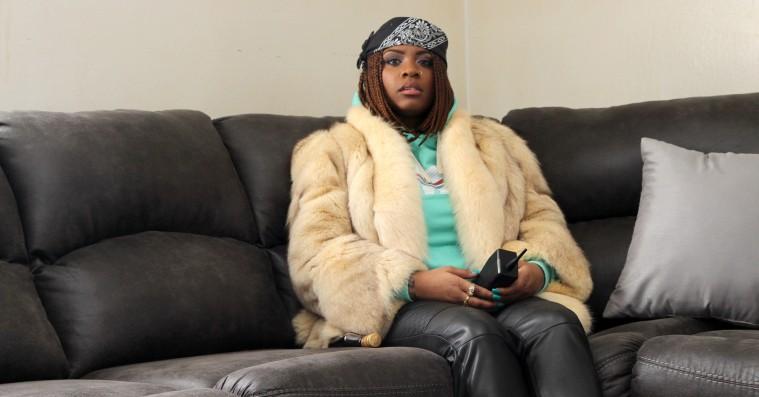 21-årige Kamaiyah: En rappende ghettotøs, man skal holde øje med