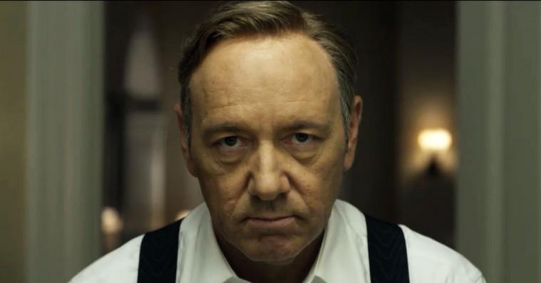 Netflix kapper alle bånd til Kevin Spacey – fyret fra 'House of Cards' og et andet filmprojekt