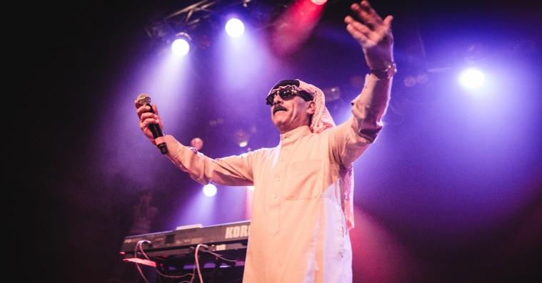 Omar Souleyman –1001 nats techno-eventyr i Pumpehuset