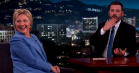 Jimmy Kimmel mansplainer Hillary Clinton, hvad mansplaining er