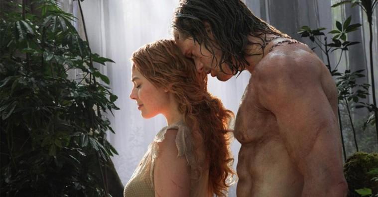 'The Legend of Tarzan': Tarzan-nyfortolkning er himmelråbende anonym