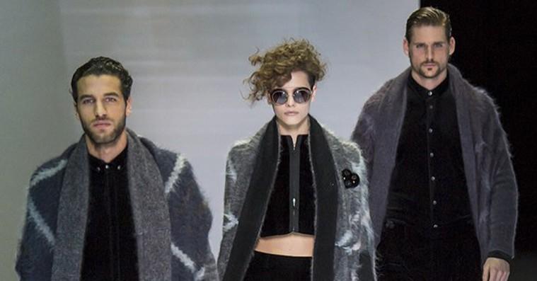 Armani dropper at bruge pels – »mit firma tager nu et stort skridt fremad«