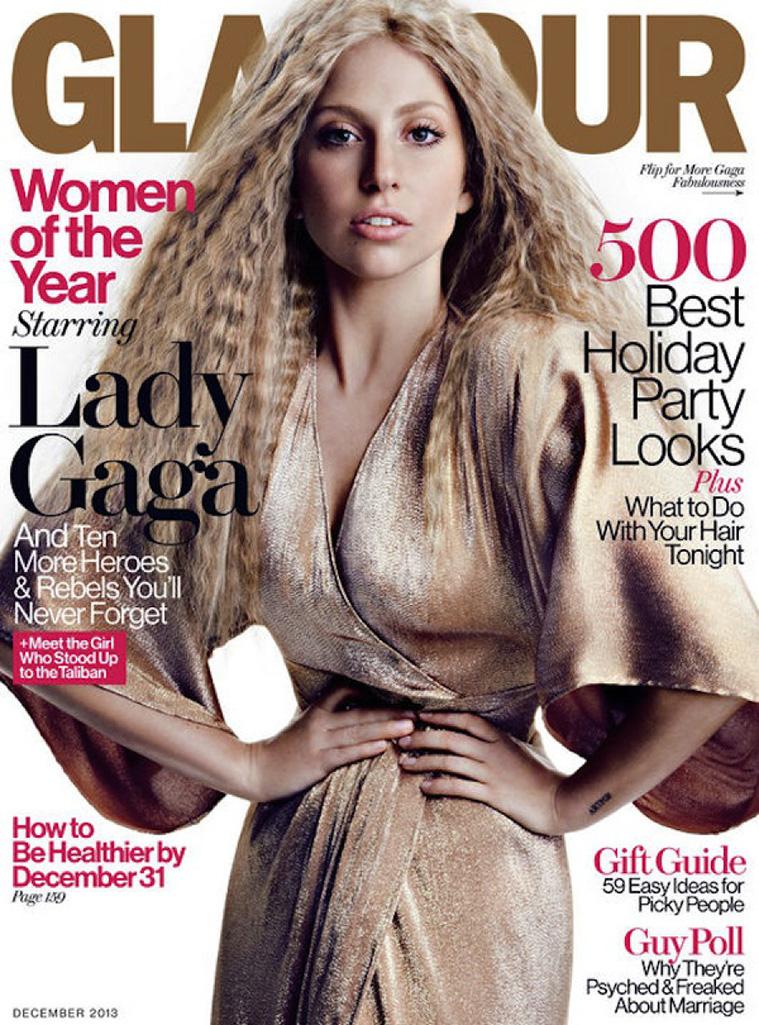 Lady Gaga var ikke tilfreds med sin Glamour-forside