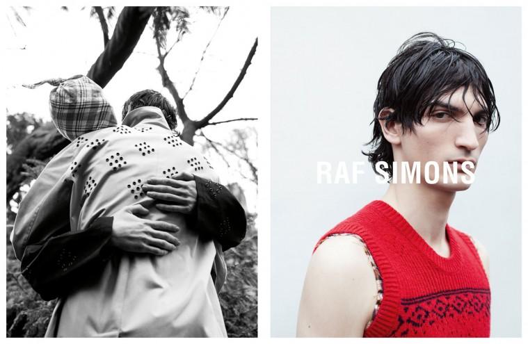 Fra Raf Simons SS16-kampagne