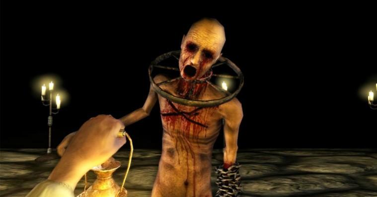 Gys og gaming: Vi har puls-testet fem vanvittigt creepy spil