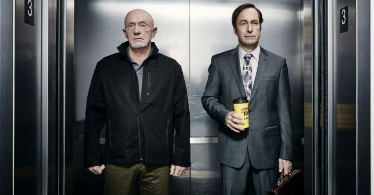 'Better Call Saul' er baseret på en insisterende joke i 'Breaking Bad'-baglokalet