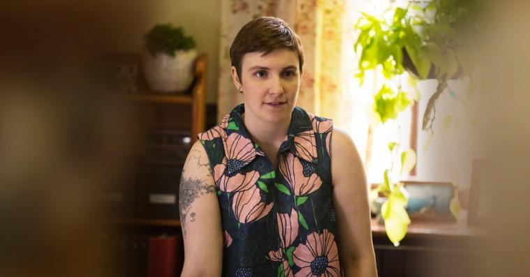 Referencen i sidste billede af 'Girls' sæson 5 var slående og smuk