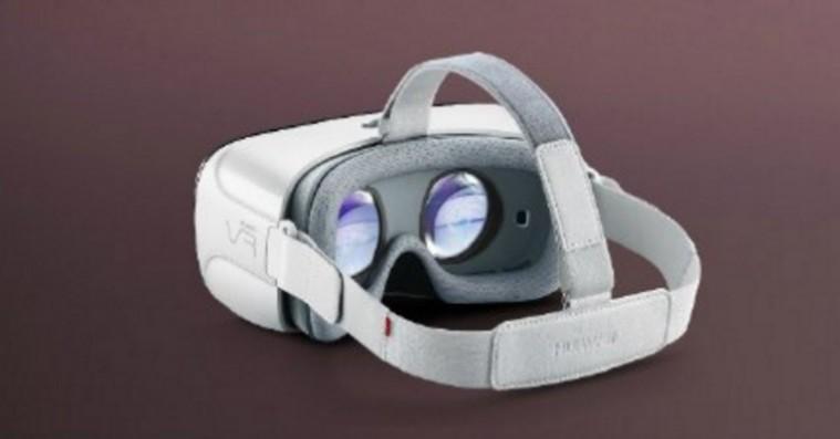 Huawei vil med på virtual reality-bølgen: Introducerer Samsung Gear VR-lignende headset