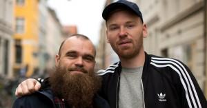 Klumben & Raske Penge annoncerer fællesalbum – hør to nye numre