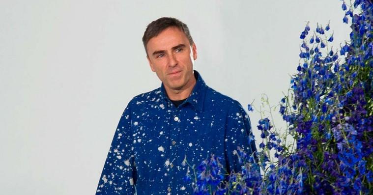 Det vil være en sejr for herremoden, hvis Raf Simons overtager styringen af Calvin Klein