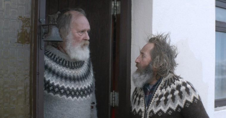'Blandt mænd og får': Islandsk Cannes-vinder er tørt humoristisk og rørende