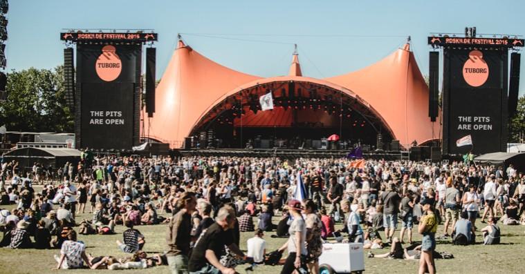 Roskilde Festival afslører det fulde program – 105 nye navne på plakaten
