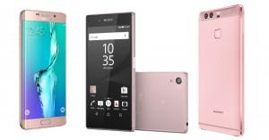 Kommentar: Lyserøde smartphones indvarsler smartphonens fald