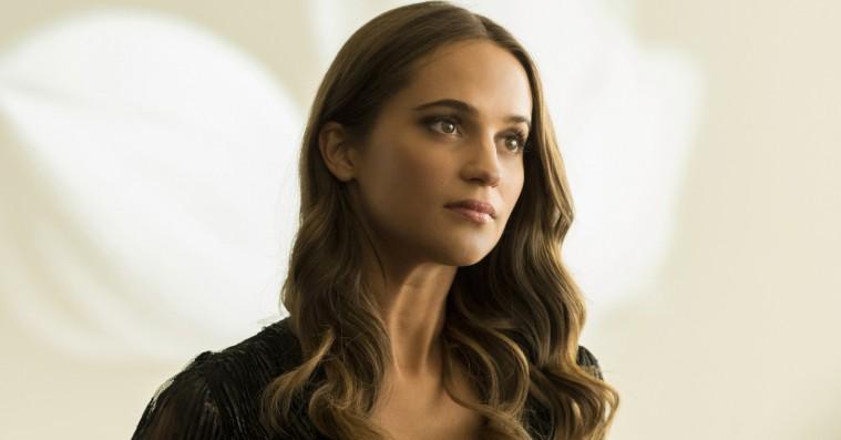Alicia Vikander skal spille Lara Croft i 'Tomb Raider'-reboot