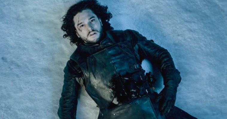Kit Harington gik i terapi efter Jon Snows død