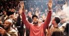 Kanye har samme tilgang til sin merchandise som musik – teaser ny t-shirt