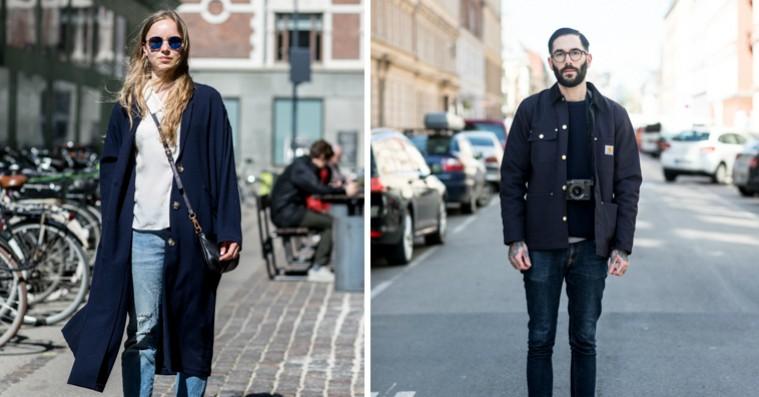Street style: Forår på Vesterbro – løse bukser, mørke farver og solbriller
