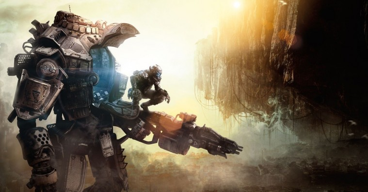 'Titanfall 2'-teaser er hemmelighedsfuld, men smuk: Robotkrigen rykker i junglen