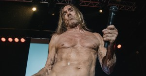 Iggy Pop: Syndig helligdag i Falconer Salen