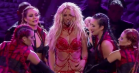 Fra 'Toxic' til 'Womanizer': Se Britney Spears' medley-eksplosion til Billboard Music Award