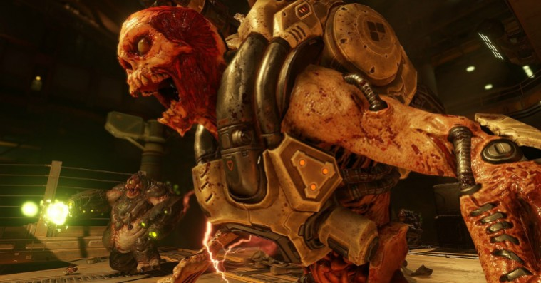 'Doom'-anmeldelse: Dum, rå vold i herlig HD genopliver fordums rendyrkede spilleglæde