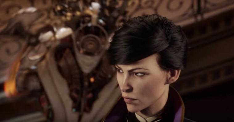 Stjernespækket stemme-cast til 'Dishonored 2' inkluderer Rosario Dawson og Sam Rockwell