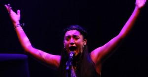 Spot: Emilie Ramirez' kraftfulde vokal ramte som en knytnæve
