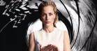 Jane Bond? Gillian Anderson kører sig selv i stilling som den næste agent 007