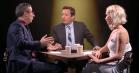 Jennifer Lawrence og John Oliver leger 'sandt eller falsk' hos Jimmy Fallon