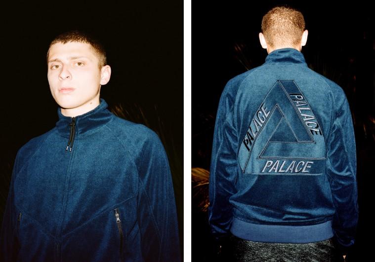 Skateren Blondey McCoy i Palaces seneste samarbejde med adidas Originals