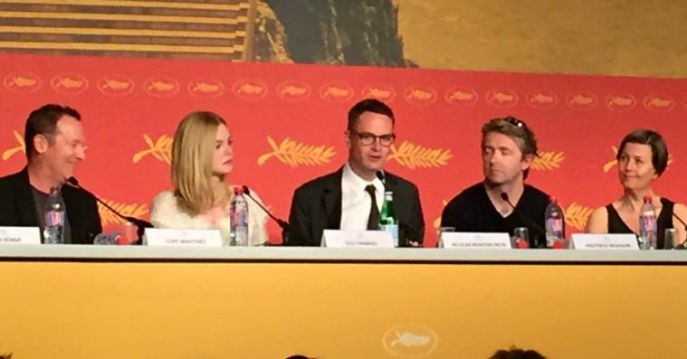 Nicolas Winding Refn i Cannes: »Lars von Trier ville have sex med min kone«