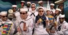 Video: Se The Lonely Island, Fallon og The Roots spille 'I'm On A Boat' på børneinstrumenter, klipklappere og badeand