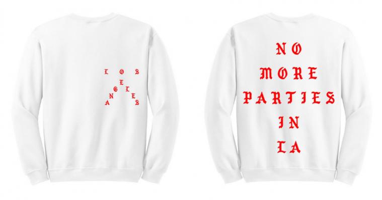Kanye indtog L.A. med ny pop-up-butik – se billeder af den nye merchandise