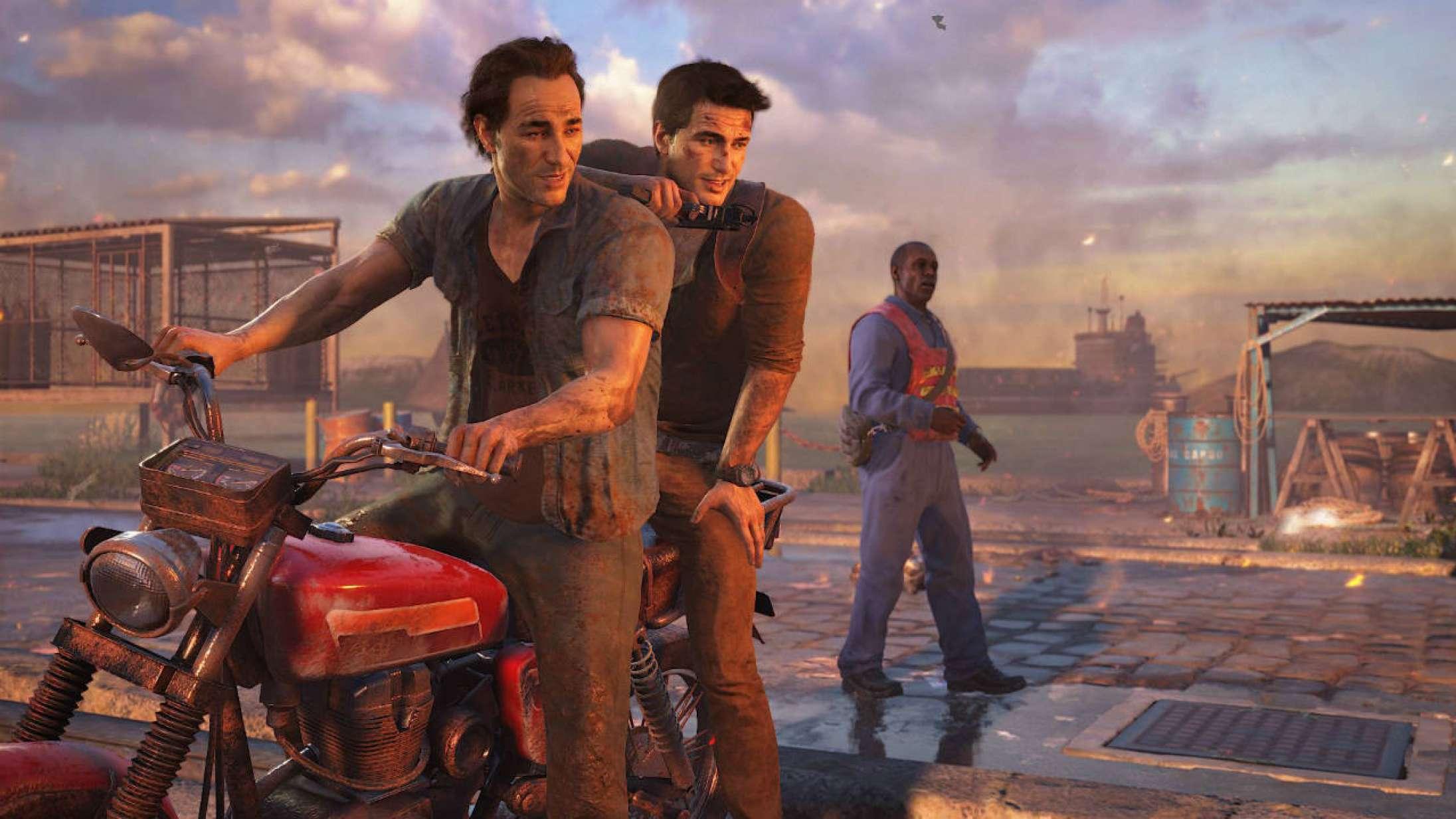 PlayStation afslører: 'Uncharted 4: A Thief's End' kommer til PC