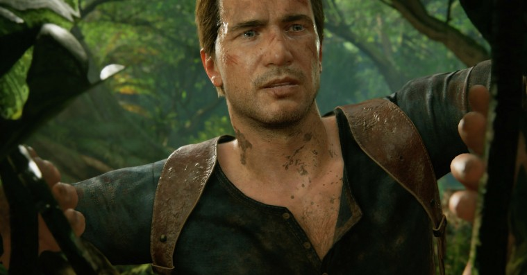 'Uncharted 4: A Thief's End' er generationens mest imponerende og helstøbte spil