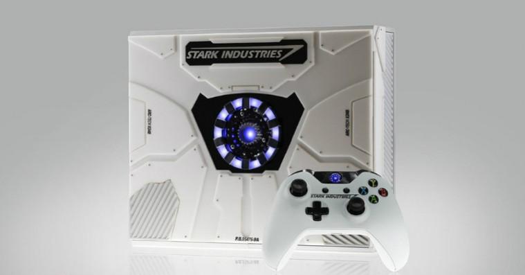 Xbox One bliver lanceret i en særlig Iron Man-version – og du må ikke få den