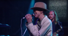 Video: Se feststemt Deerhunter-optræden hos Colbert