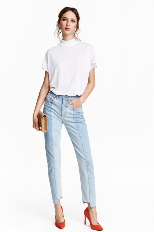 H&M's 'kopi' af Vetements' jeans blev hurtigt udsolgt