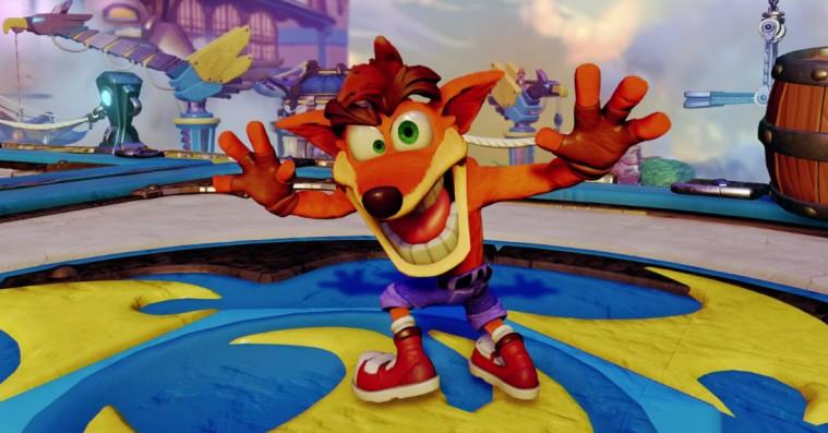 Rendyrket gaming-nostalgi: Crash Bandicoot vender tilbage til PlayStation 4