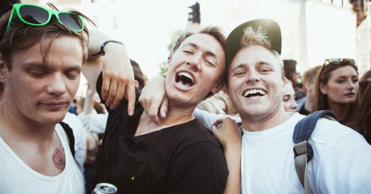 Distortion-diskussion: »Er gadefesten den frække lillebror, som nu har ramt en ustyrlig pubertet?«