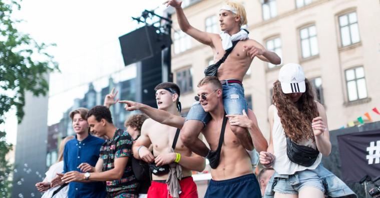 Distortion: Her er de vildeste gadefester – NØRREBRO