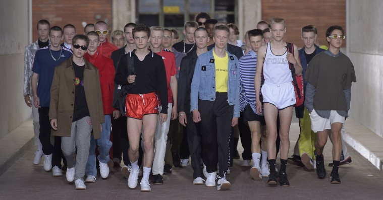 Gosha Rubchinskiys næste kollektion lander meget snart – også i fire danske butikker
