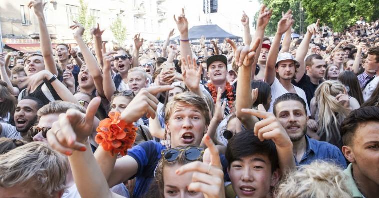 Distortion: Red Bull rykker til Vesterbro – se lineuppet til årets gadefest